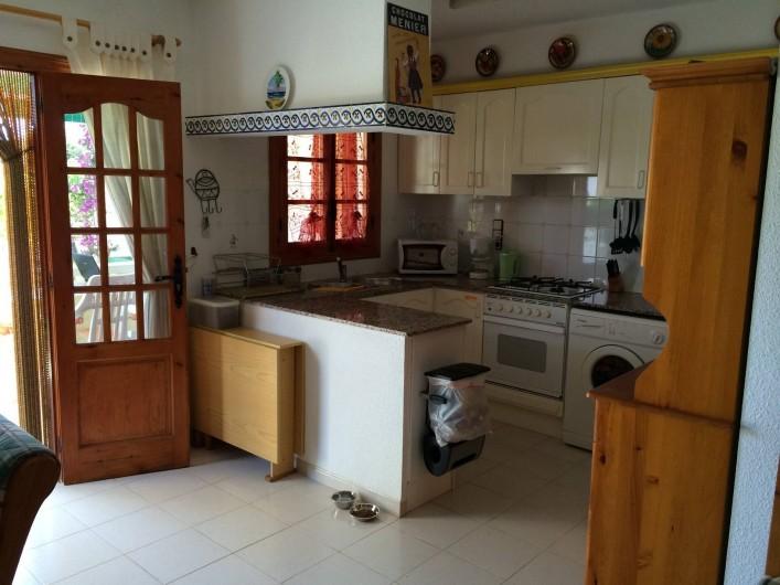 Location de vacances - Appartement à Alcossebre - CUISINE