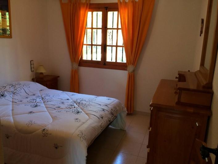 Location de vacances - Appartement à Alcossebre - CHAMBRE NO 1