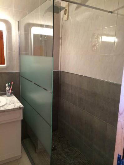 Location de vacances - Appartement à Alcossebre - SALLE DE BAIN DOUCHE