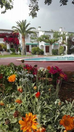 Location de vacances - Appartement à Alcossebre - JARDIN