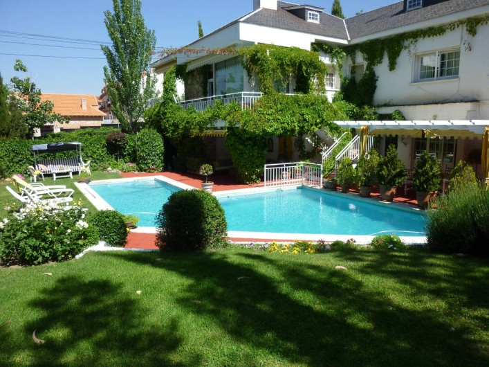 Location de vacances - Villa à Madrid