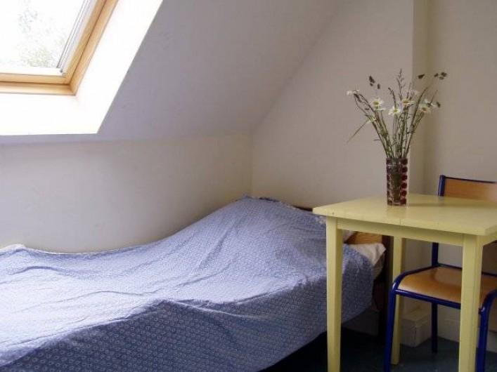 Location de vacances - Centre de vacances à Agon-Coutainville - Chambre double