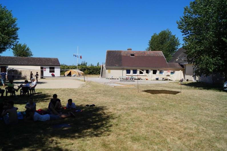 Location de vacances - Centre de vacances à Agon-Coutainville - Un espace vaste et accueillant.