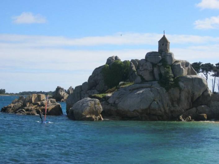 Location de vacances - Gîte à Louannec