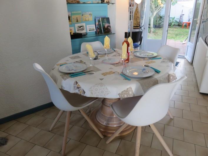 Location de vacances - Villa à Rivedoux-Plage - La décoration vient de la mer !
