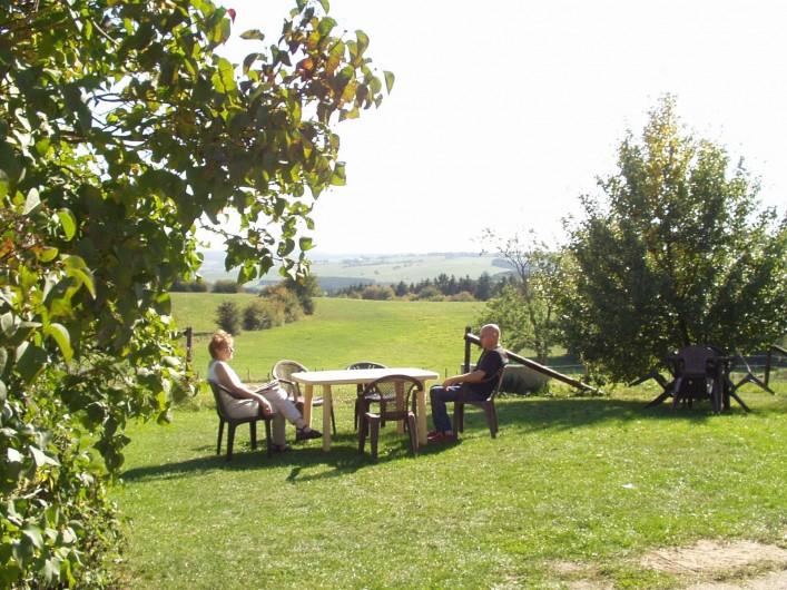 Location de vacances - Maison - Villa à Manderfeld - jardin