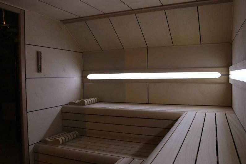 Location de vacances - Chambre d'hôtes à Saint-Félix-de-Pallières - Sauna