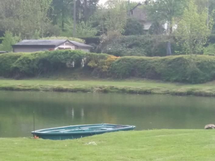 Location de vacances - Gîte à Haut-Fays - Sauna 4 personnes