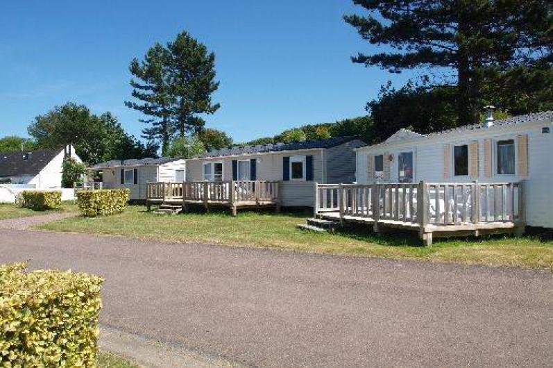 Mobilhomes au camping 4 toiles le havre de berni res - Office de tourisme bernieres sur mer ...