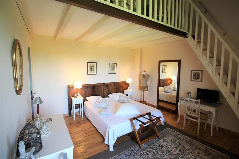 Location de vacances - Gîte à Thuir - Suite Romantique Chambre d'hôtes
