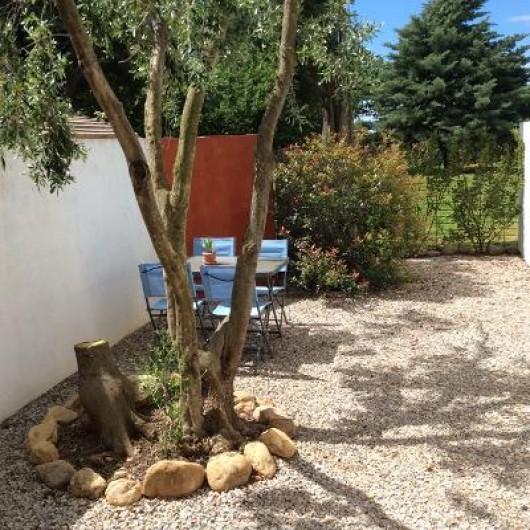 Location de vacances - Gîte à Thuir - Jardin privé - Gîte Salanque