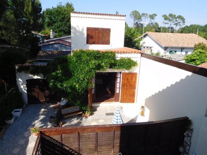 Location de vacances - Maison - Villa à Andernos-les-Bains - VUE D'ENSEMBLE DU LOGEMENT