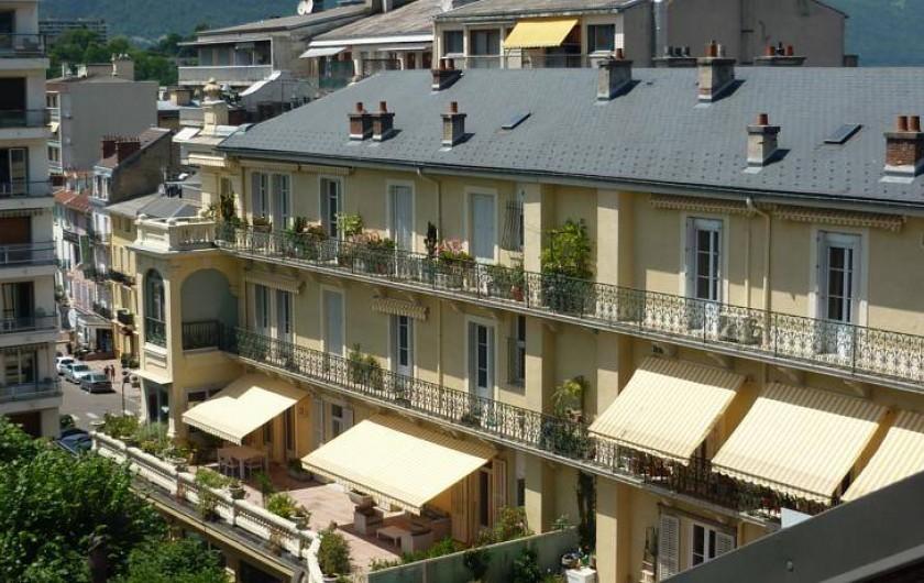 Location de vacances - Hôtel - Auberge à Aix-les-Bains