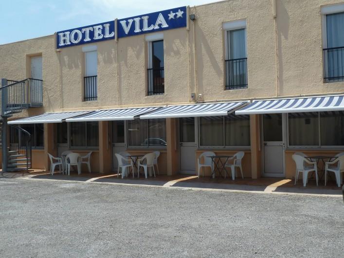 Location de vacances - Hôtel - Auberge à Frontignan - Facade.