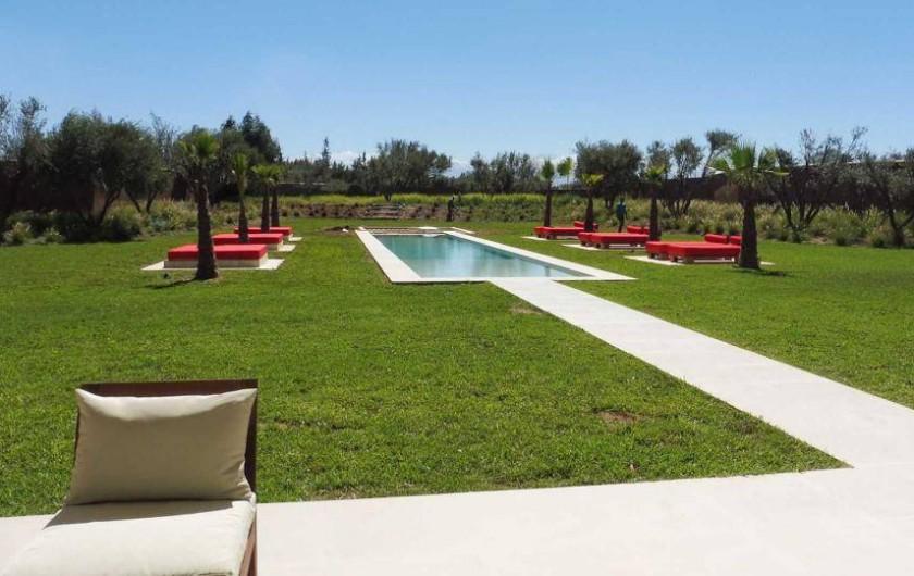 Location de vacances - Villa à Annakhil