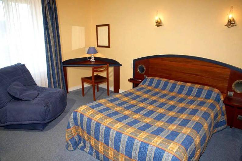Location de vacances - Hôtel - Auberge à Saint-Guénolé