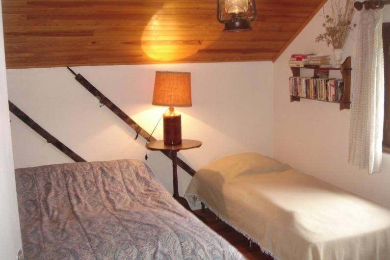 Location de vacances - Chalet à Corrençon-en-Vercors - Autre chambre