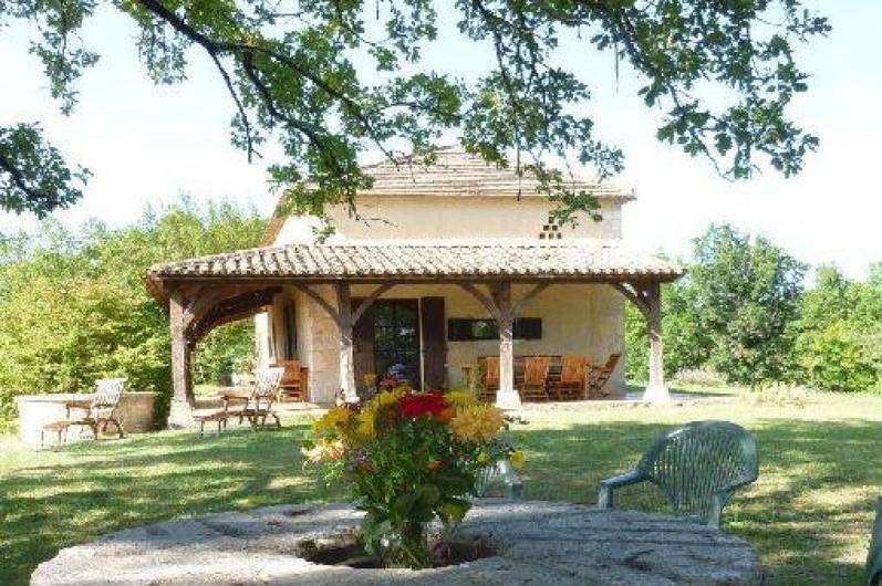 Location de vacances - Villa à Tourliac