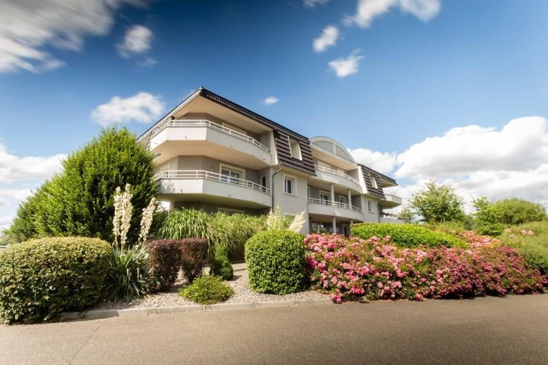 Location de vacances - Appartement à Pulversheim