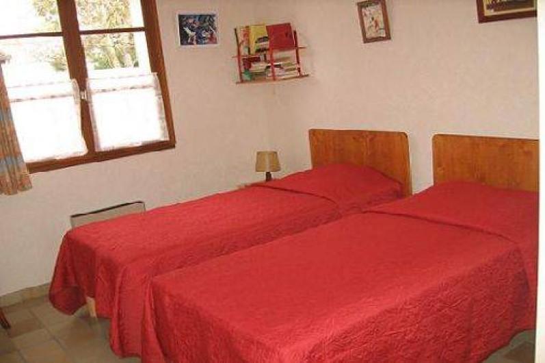 Location de vacances - Villa à Rivedoux-Plage