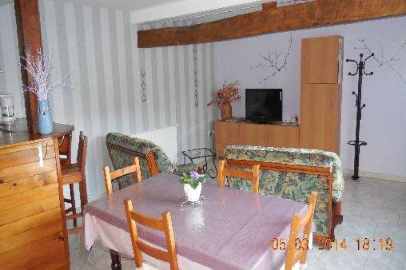 Location de vacances - Gîte à Fieffes-Montrelet