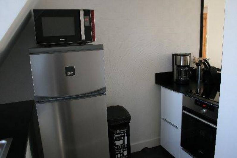 Location de vacances - Appartement à Saint-Malo - La cuisine