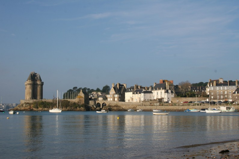 Location de vacances - Appartement à Saint-Malo - L'anse de Solidor