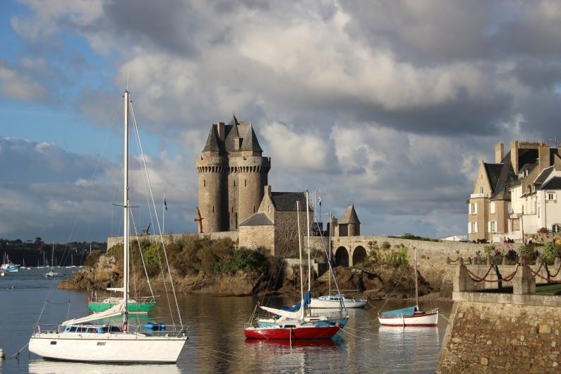Location de vacances - Appartement à Saint-Malo - La tour