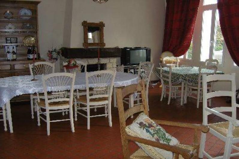Location de vacances - Gîte à Sainte-Honorine-des-Pertes