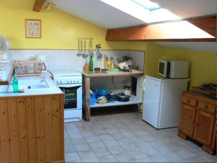 Location de vacances - Appartement à Mirabel - Cuisine simple