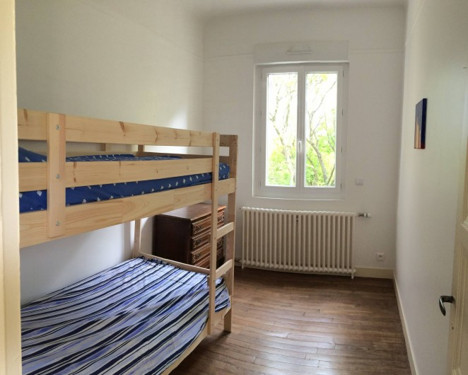 Location de vacances - Maison - Villa à Dieppe - Les enfants pourront profiter des lits superposés