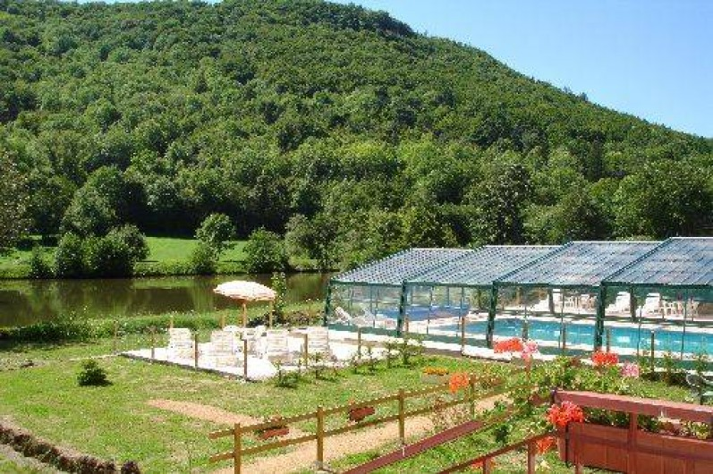 Location de vacances - Chalet à Murol
