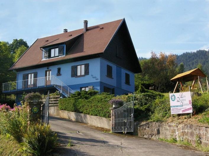 """Location de vacances - Appartement à Thannenkirch - Maison """"LES QUATRE VENTS"""""""