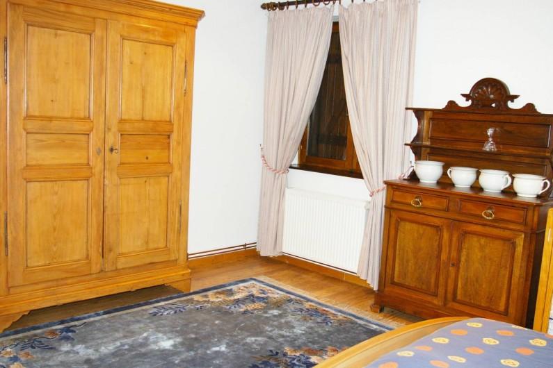 Location de vacances - Appartement à Thannenkirch - chambre 2 personnes