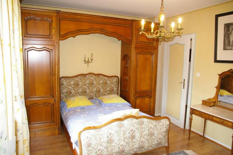"""Location de vacances - Appartement à Thannenkirch - chambre """"LE BOULEAU""""    1er étage"""