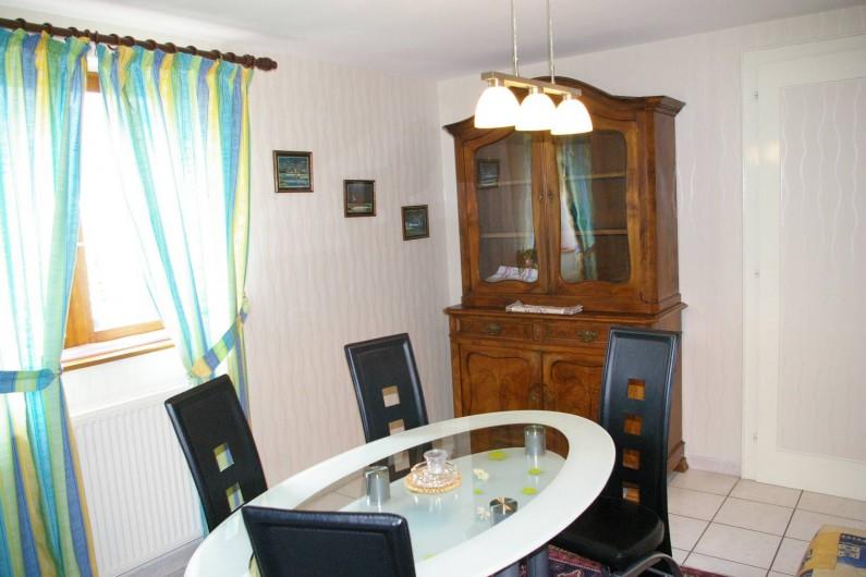 """Location de vacances - Appartement à Thannenkirch - séjour"""" plain pieds"""""""