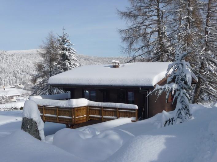 Location de vacances - Chalet à Xonrupt-Longemer