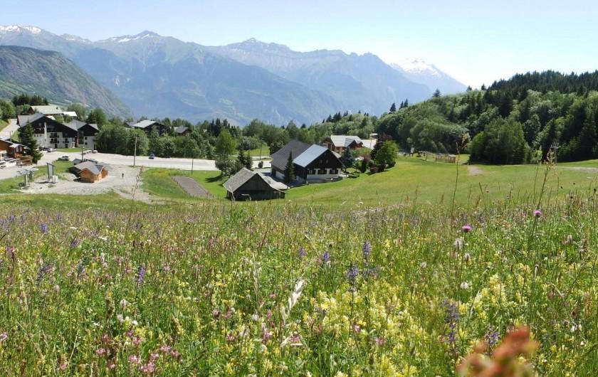 Location de vacances - Chalet à Saint-Pancrace - PRES FLEURIS