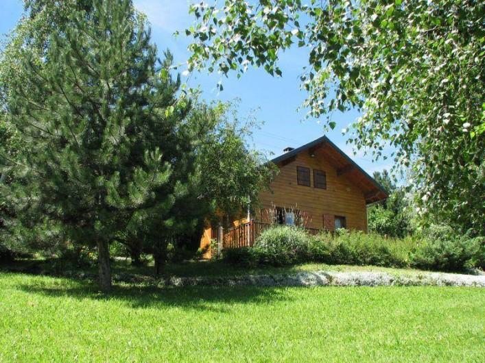 Location de vacances - Chalet à Saint-Pancrace - COIN PAISIBLE AUX BOTTIERES