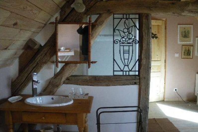 Location de vacances - Chambre d'hôtes à La Forêt-du-Parc