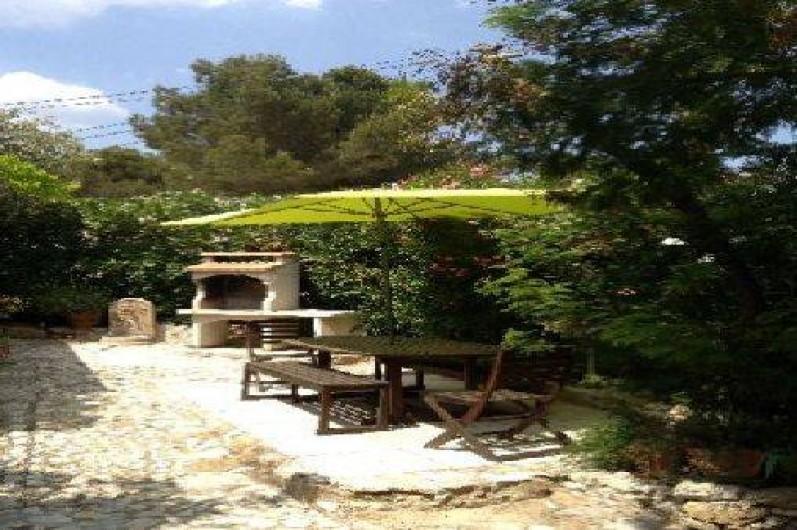 Location de vacances - Chalet à Le Castellet