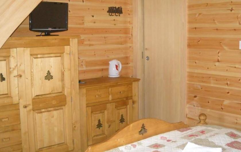 Location de vacances - Hôtel - Auberge à Plainfaing