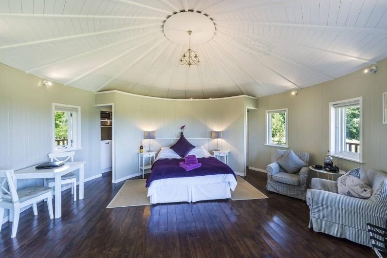 Location de vacances - Gîte à Mayfield - Eco Lodge