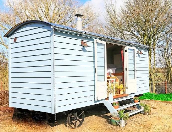 Location de vacances - Gîte à Mayfield - Sheperd's Hut