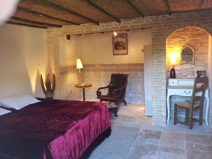 Location de vacances - Villa à Souillac - Chambre 5