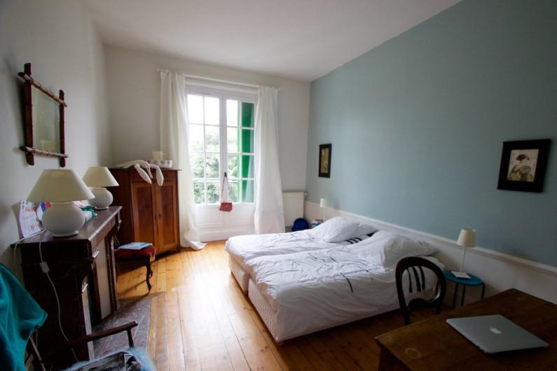 Location de vacances - Appartement à Dinard - chambre 2