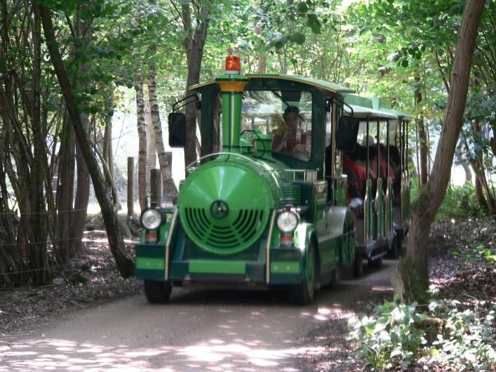 Location de vacances - Insolite à Hermival-les-Vaux - Safari Train