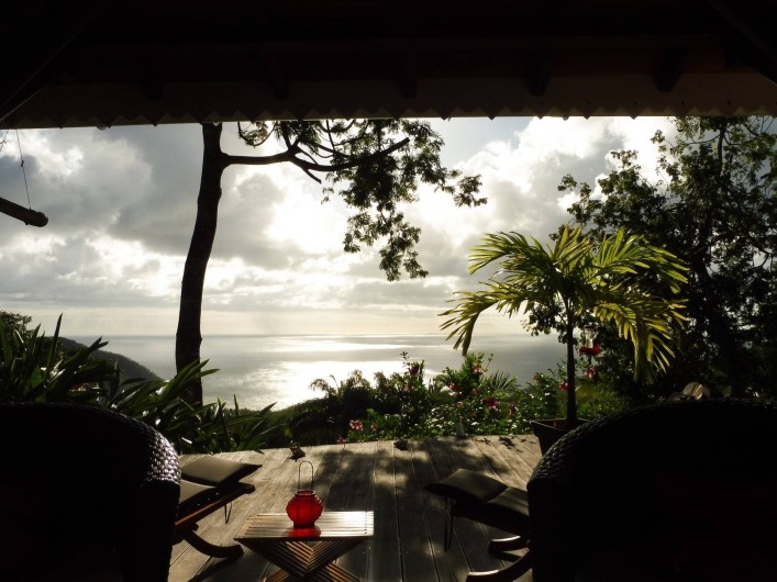 Location de vacances - Gîte à Pointe Noire - Salon