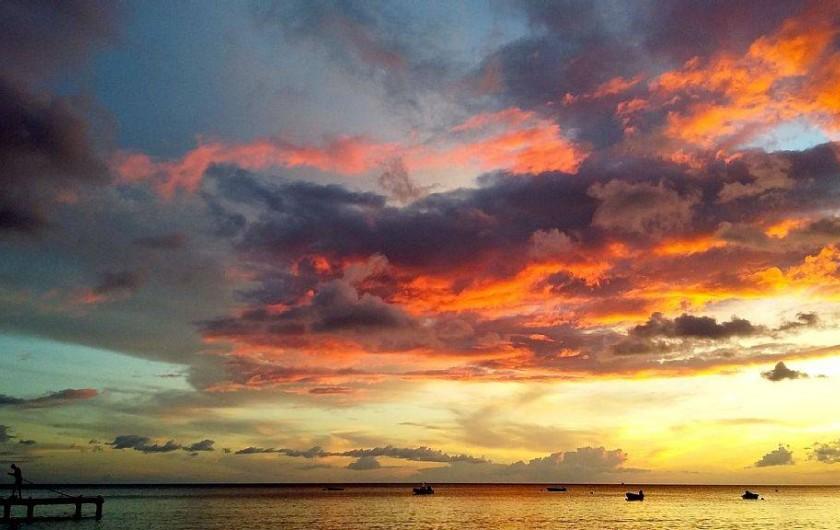 Location de vacances - Gîte à Pointe Noire - Plage Caraïbe
