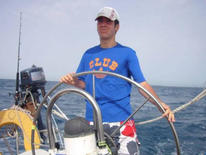Location de vacances - Péniche à Sète - Initiation voile avec skipper !